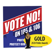 No on 105/106 Campaign